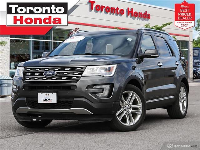 2017 Ford Explorer Limited (Stk: H41427T) in Toronto - Image 1 of 30