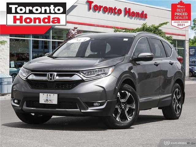 2019 Honda CR-V Touring 7 Years/160,000KM Honda Certified Warranty (Stk: H41613T) in Toronto - Image 1 of 30