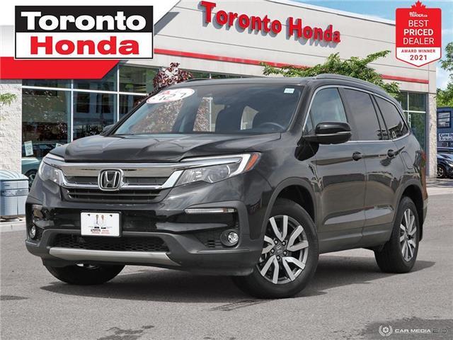 2020 Honda Pilot EX-L 7 Years/160,000KM Honda Certified Warranty (Stk: H41634T) in Toronto - Image 1 of 30