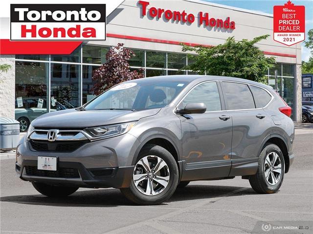 2019 Honda CR-V LX 7 Years/160,000KM Honda Certified Warranty (Stk: H41660P) in Toronto - Image 1 of 30