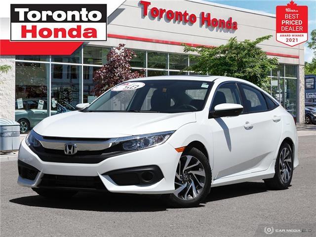 2017 Honda Civic EX w/Honda Sensing (Stk: H41639A) in Toronto - Image 1 of 30