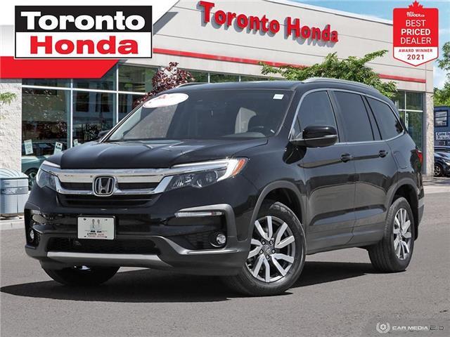 2020 Honda Pilot EX-L 7 Year/160,000KM Honda Certified Warranty (Stk: H41673T) in Toronto - Image 1 of 30
