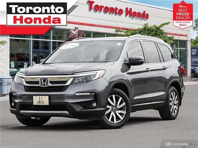 2019 Honda Pilot w/Navigation (Stk: H41767A) in Toronto - Image 1 of 30