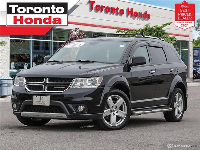 2016 Dodge Journey R/T (Stk: H41746T) in Toronto - Image 1 of 30