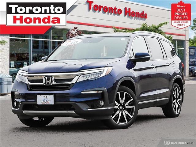 2019 Honda Pilot Touring 7 Years/160,000KM Honda Certified Warranty (Stk: H41766A) in Toronto - Image 1 of 30