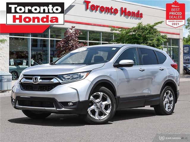 2017 Honda CR-V EX (Stk: H41783A) in Toronto - Image 1 of 30