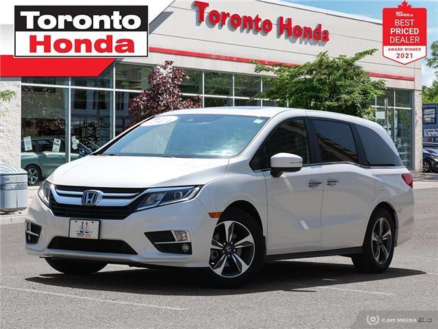 2020 Honda Odyssey EX-L 7 Years/160,000KM Honda Certified Warranty (Stk: H41831P) in Toronto - Image 1 of 30