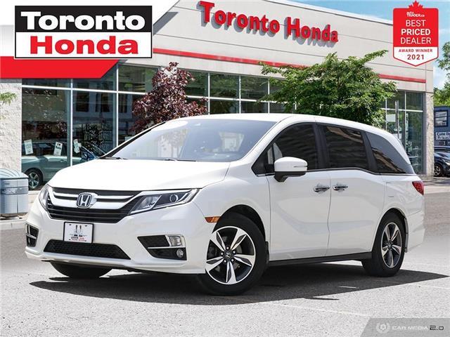 2019 Honda Odyssey EX-L 7 Years/160,000KM Honda Certified Warranty (Stk: H41827P) in Toronto - Image 1 of 30