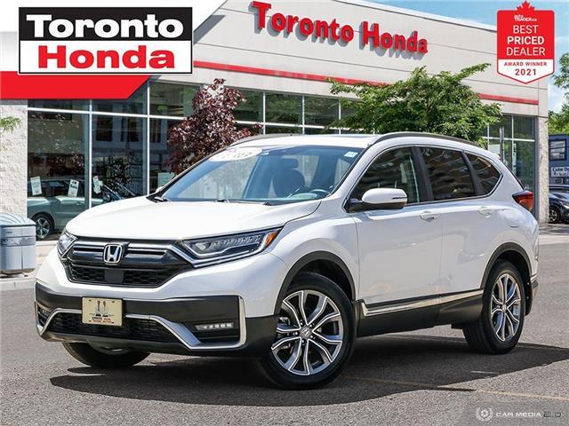 2020 Honda CR-V Touring 7 Years/160,000KM Honda Certified Warranty (Stk: H41851A) in Toronto - Image 1 of 30