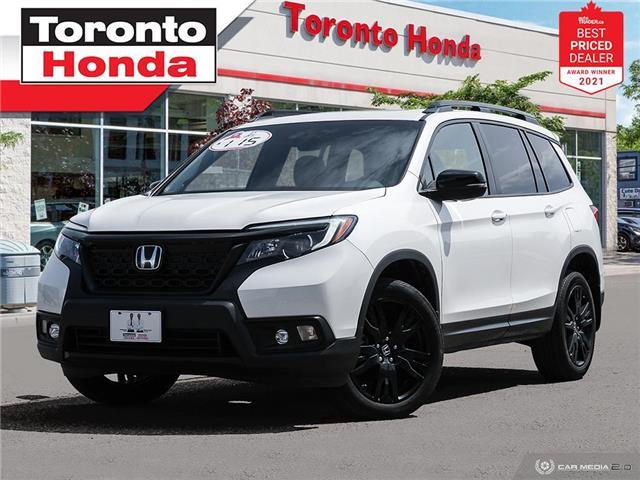 2019 Honda Passport Sport 7 Years/160,000KM Honda Certified Warranty (Stk: H41913T) in Toronto - Image 1 of 30