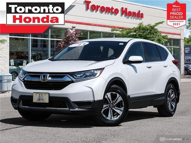 2019 Honda CR-V LX 7 Years/160,000KM Honda Certified Warranty (Stk: H41849A) in Toronto - Image 1 of 30