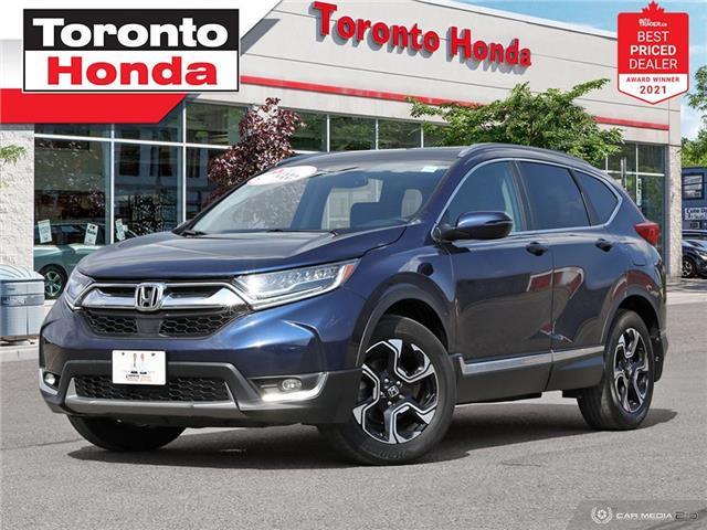 2019 Honda CR-V Touring 7 Years/160,000KM Honda Certified Warranty (Stk: H41926A) in Toronto - Image 1 of 30