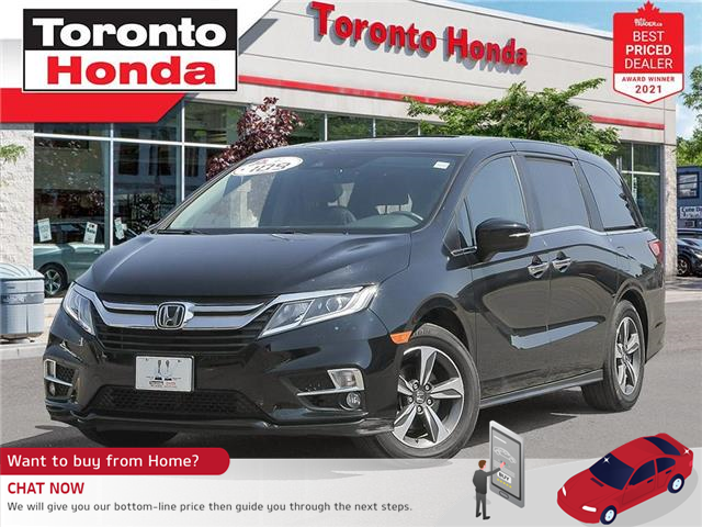 2018 Honda Odyssey EX-L 7 Years/160,000KM Honda Certified Warranty (Stk: H41922T) in Toronto - Image 1 of 30