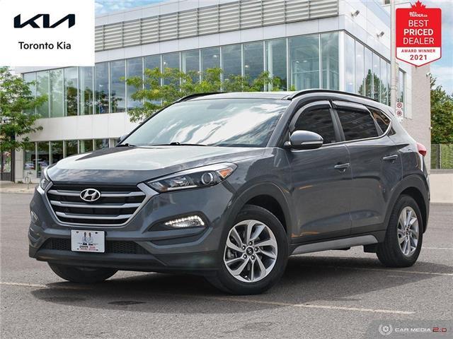 2017 Hyundai Tucson Luxury (Stk: K32450T) in Toronto - Image 1 of 30