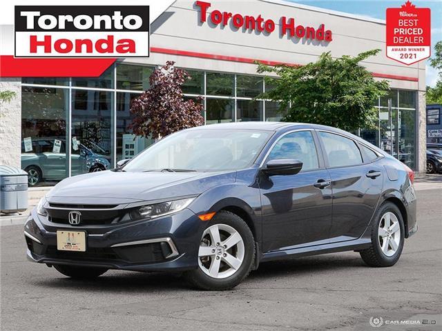 2019 Honda Civic EX 7 Years/160,000KM Honda Certified Warranty (Stk: H41954A) in Toronto - Image 1 of 30