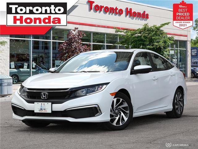 2019 Honda Civic EX 7 Years/160,000KM Honda Certified Warranty (Stk: H42005A) in Toronto - Image 1 of 30