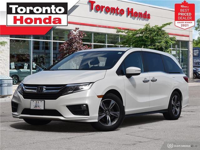 2018 Honda Odyssey EX (Stk: H42003T) in Toronto - Image 1 of 30