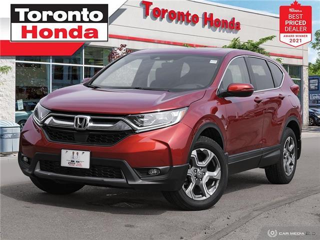 2019 Honda CR-V EX 7 Years/160,000KM Honda Certified Warranty (Stk: H42023A) in Toronto - Image 1 of 30