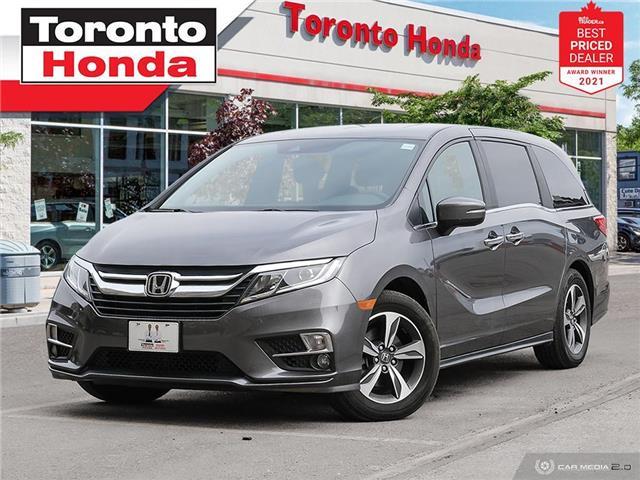 2019 Honda Odyssey EX-L 7 Years/160,000KM Honda Certified Warranty (Stk: H42021P) in Toronto - Image 1 of 30