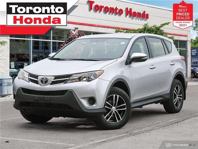 2014 Toyota RAV4 LE (Stk: H42016T) in Toronto - Image 1 of 30