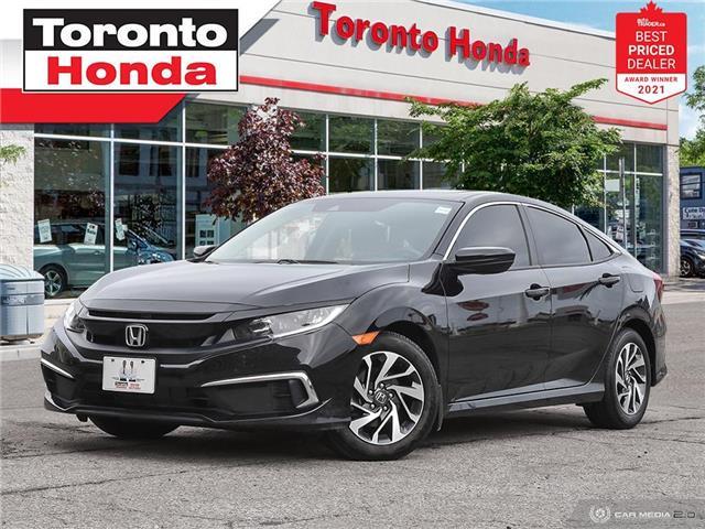 2019 Honda Civic EX 7 Years/160,000KM Honda Certified Warranty (Stk: H42092P) in Toronto - Image 1 of 30