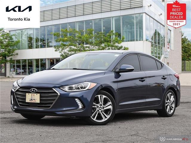 2018 Hyundai Elantra GL (Stk: K32480P) in Toronto - Image 1 of 29