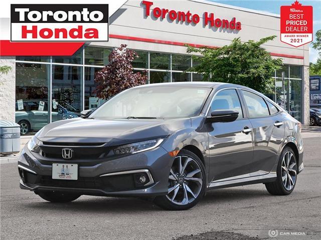 2019 Honda Civic Touring (Stk: H43012T) in Toronto - Image 1 of 30