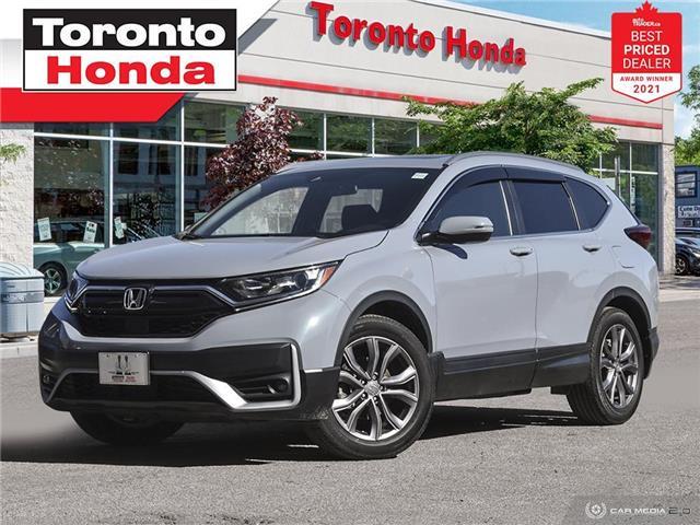 2020 Honda CR-V Sport 7 Years/160,000KM Honda Certified Warranty (Stk: H43021P) in Toronto - Image 1 of 30