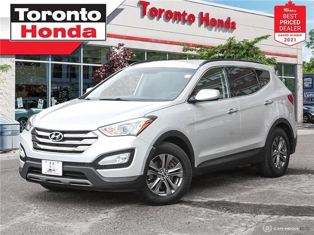 2013 Hyundai Santa Fe Sport 2.4l Sport (Stk: K32428T) in Toronto - Image 1 of 30