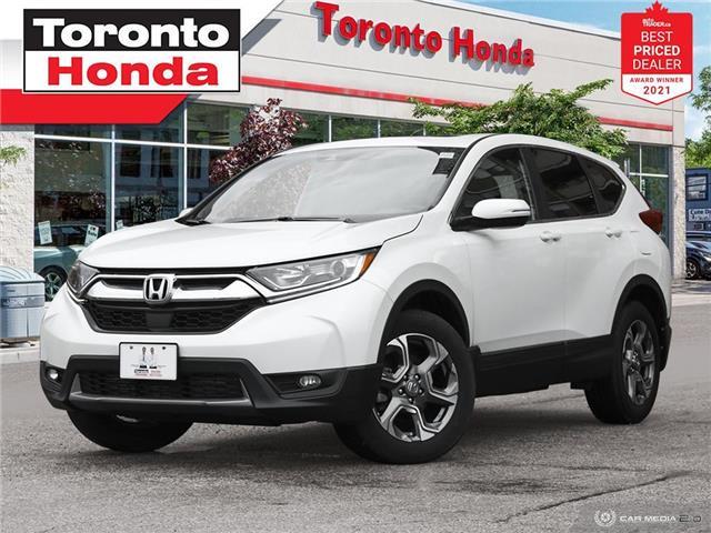 2019 Honda CR-V EX-L 7 Years/160,000KM Honda Certified Warranty (Stk: H43035P) in Toronto - Image 1 of 30