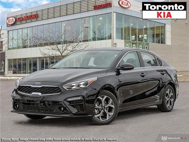 2021 Kia Forte EX (Stk: K210282) in Toronto - Image 1 of 23