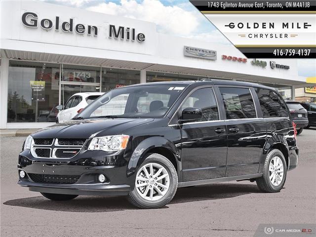 2020 Dodge Grand Caravan Premium Plus (Stk: 20089) in North York - Image 1 of 27