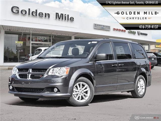 2020 Dodge Grand Caravan Premium Plus (Stk: 20095) in North York - Image 1 of 28