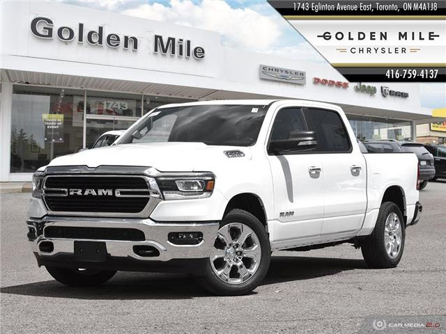 2020 RAM 1500 Big Horn (Stk: 20042) in North York - Image 1 of 27