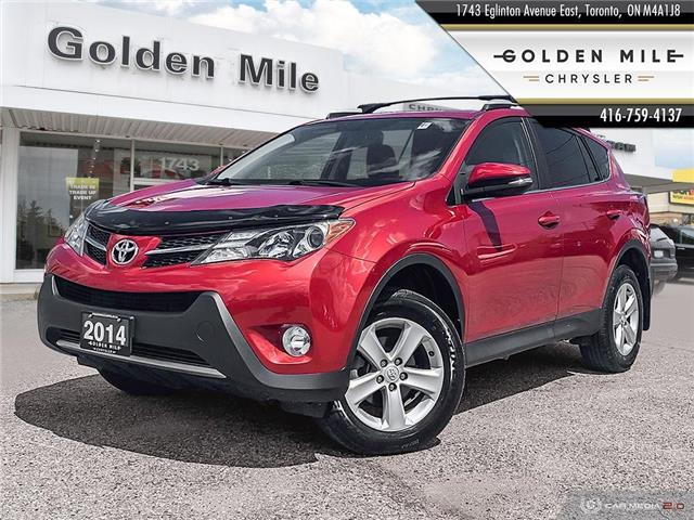 2014 Toyota RAV4 XLE (Stk: P5057) in North York - Image 1 of 26