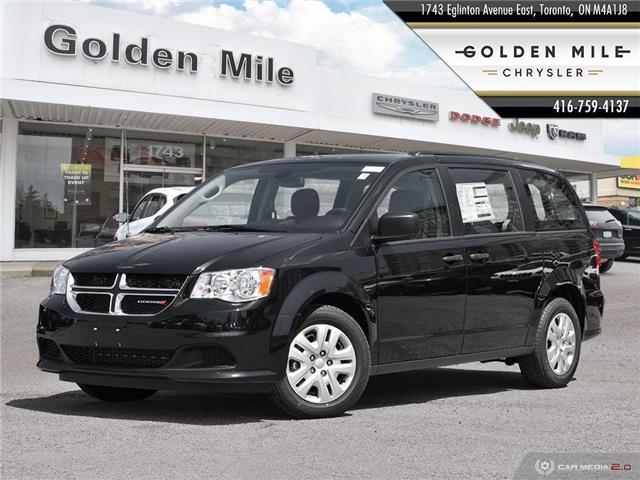 2020 Dodge Grand Caravan SE (Stk: 20110) in North York - Image 1 of 27
