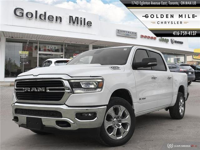 2020 RAM 1500 Big Horn (Stk: 20033) in North York - Image 1 of 25