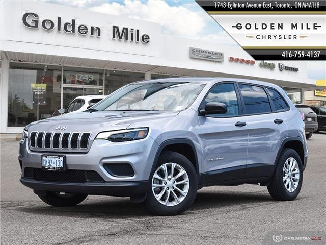 2019 Jeep Cherokee Sport (Stk: 19037) in North York - Image 1 of 27