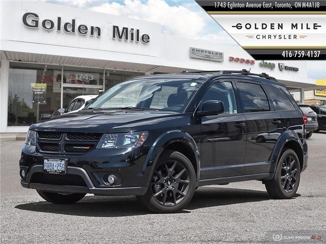 2018 Dodge Journey SXT (Stk: 18316S) in North York - Image 1 of 27