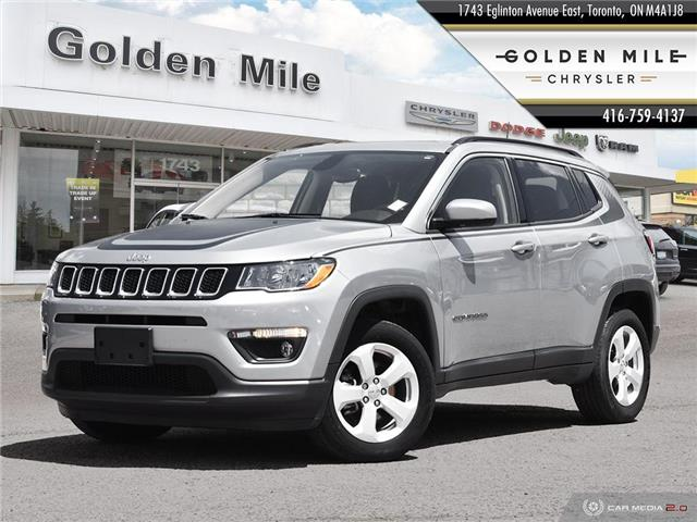 2019 Jeep Compass North (Stk: 19110) in North York - Image 1 of 27