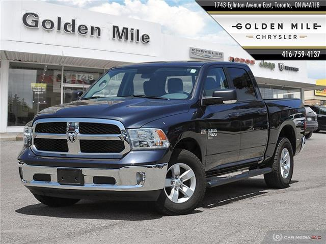 2019 RAM 1500 Classic SLT (Stk: 19060) in North York - Image 1 of 27