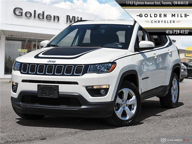 2019 Jeep Compass North (Stk: 19111) in North York - Image 1 of 28