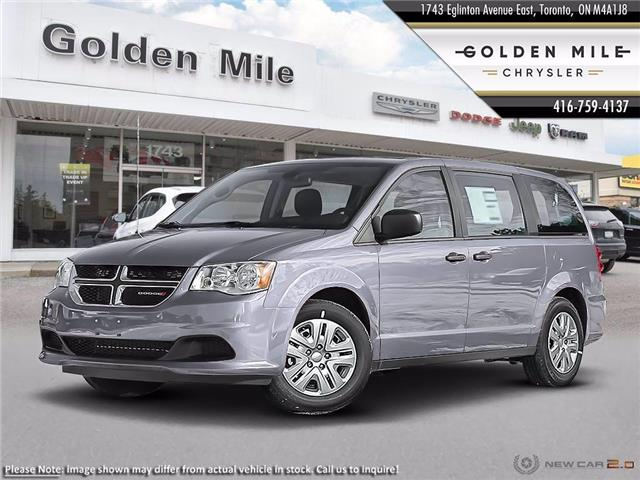 2019 Dodge Grand Caravan 29E Canada Value Package (Stk: 19222) in North York - Image 1 of 23