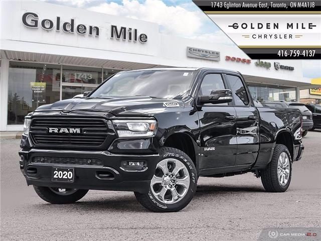 2020 RAM 1500 Big Horn (Stk: 20084) in North York - Image 1 of 27