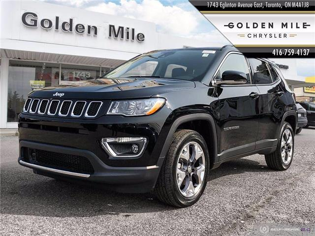 2021 Jeep Compass Limited (Stk: 21002) in North York - Image 1 of 26