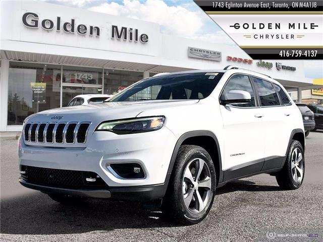 2021 Jeep Cherokee Limited (Stk: 21014) in North York - Image 1 of 26