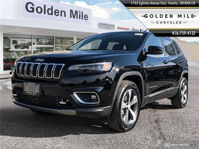 2021 Jeep Cherokee Limited (Stk: 21017) in North York - Image 1 of 26