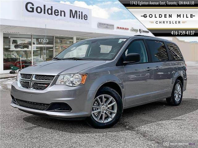 2020 Dodge Grand Caravan SE (Stk: 20213) in North York - Image 1 of 26