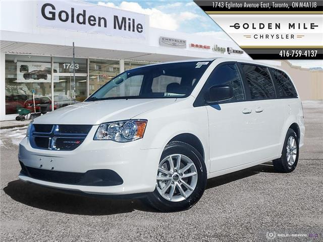 2020 Dodge Grand Caravan SE (Stk: 20217) in North York - Image 1 of 26