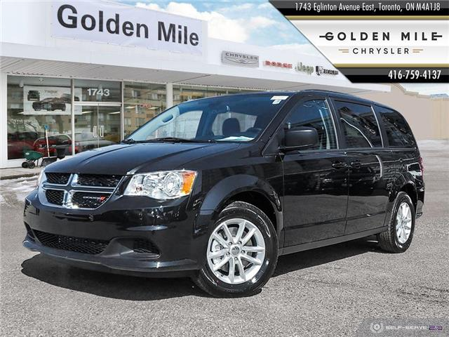 2020 Dodge Grand Caravan SE (Stk: 20170) in North York - Image 1 of 27